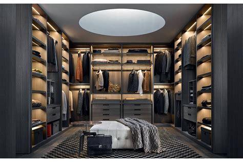 beautiful dressing tables senzafine walk in closet by cr s poliform for poliform