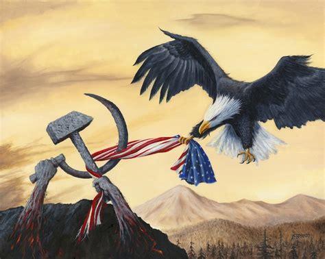 "Freedom's Battle ? 24""x30"" Print   PatriotDepot.com"