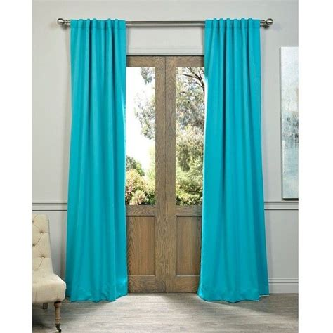 Aqua Drapery Panels by 17 Best Ideas About Aqua Curtains On Teal