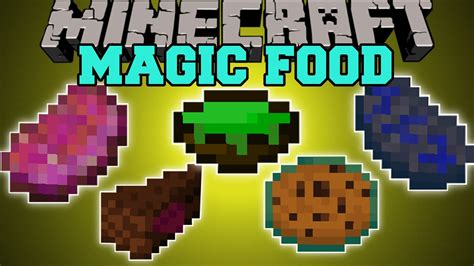 minecraft cuisine minecraft magic food tons of food with magical potion