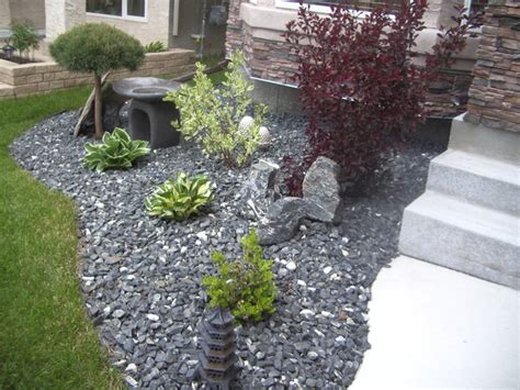 garden designs with stones front garden ideas stones pdf