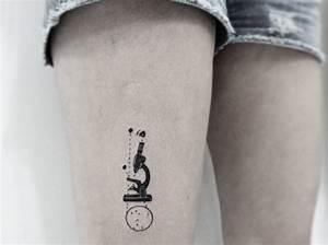 30 Amazing Science Tattoos To Nerd