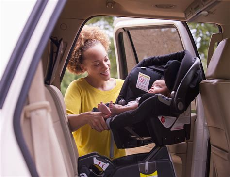 Three Types Of Car Seats For Baby (with Photos