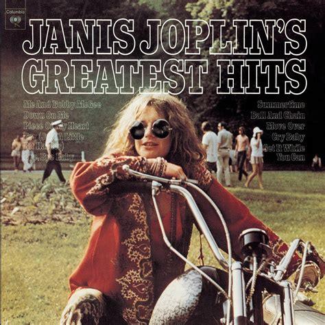 Janis Joplin's Greatest Hits Gets Vinyl Reissue | Best ...