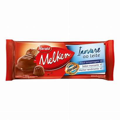 Chocolate Barra Harald Leite Inovare Melken Unidade