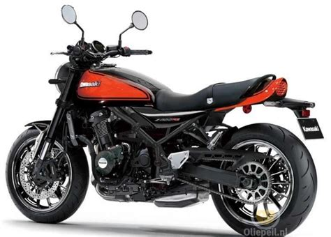 Kawasaki Z900rs Image by Official Images Of Kawasaki S 2018 Z900rs Revealed
