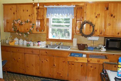 home decorating dilemmas knotty pine kitchen cabinets 25 best pine kitchen ideas on 9236