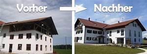Haus Vorher Nachher : altbausanierung ~ Markanthonyermac.com Haus und Dekorationen