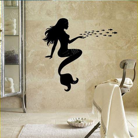 cheap mermaid bathroom decor