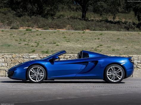 McLaren MP4-12C Spider (2013) picture #77, 1024x768