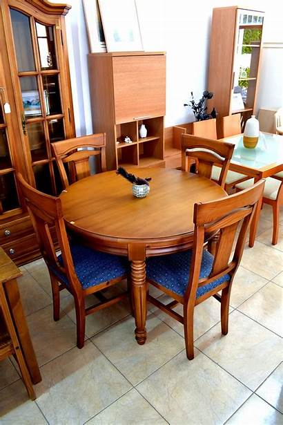 Chairs Table Furniture Second Hand Extending Dining