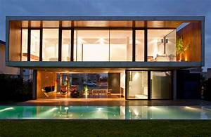 Contemporary House Plans Custom Plan Floor One Story Photo