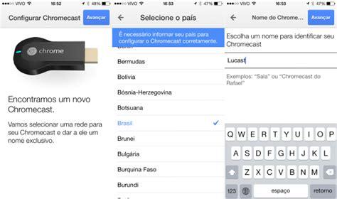 chromecast setup iphone review chromecast vale os 200 reais cobrados por