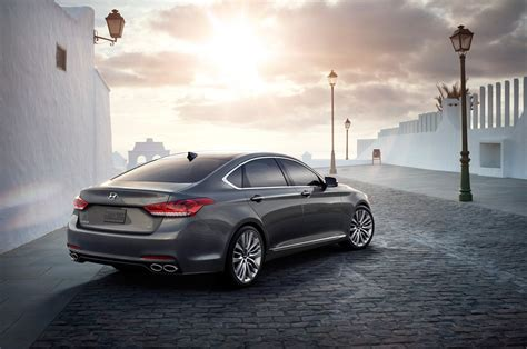 2016 hyundai genesis reviews and rating motor trend