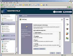 sentryfile document management software With document rights management software