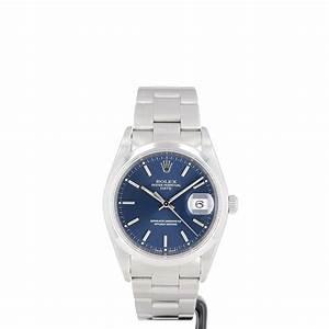 Montre Rolex Occasion Particulier : montre d 39 occasion rolex oyster perpetual date 15200 ~ Melissatoandfro.com Idées de Décoration