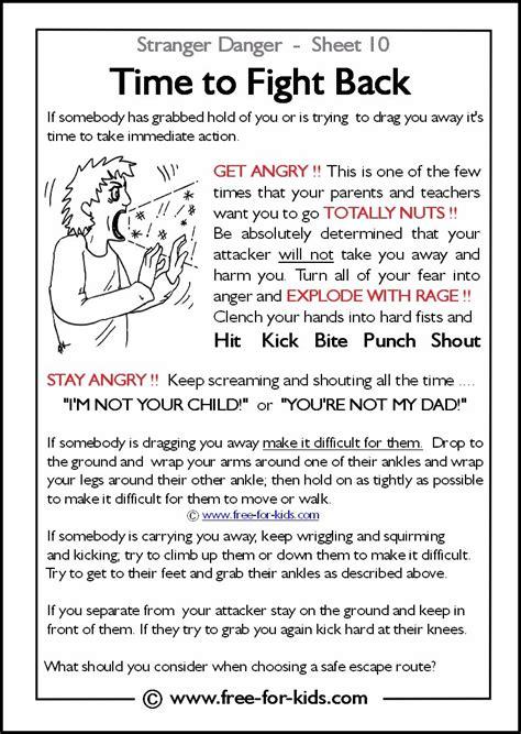 woodbank primary school stranger danger