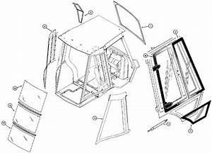 Case 580k Backhoe Parts Diagram Window  U2022 Downloaddescargar Com