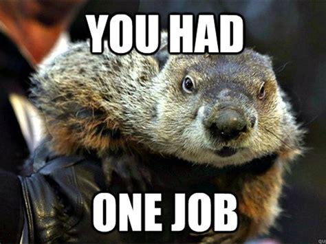 Groundhog Meme - groundhog weather meme