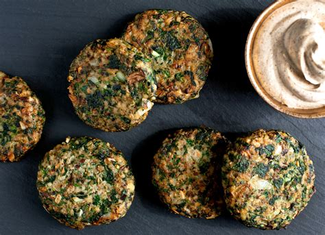 If you've overindulged but don't want to turn to salads for the next month, try out some of these 30 easy ground turkey recipes. Mushroom, Bulgur, Spinach and Turkey Fritters With Yogurt ...
