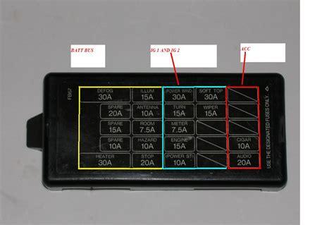 Fc Rx7 Fuse Box by Headlight Fuse Blowing Rx7club Mazda Rx7 Forum