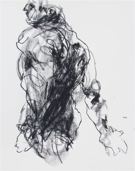 modern charcoal drawings 4 recent contemporary charcoal figure drawings 249 252 derek overfield