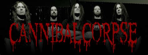 Cannibal Corpse T-Shirts and Cannibal Corpse Merchandise