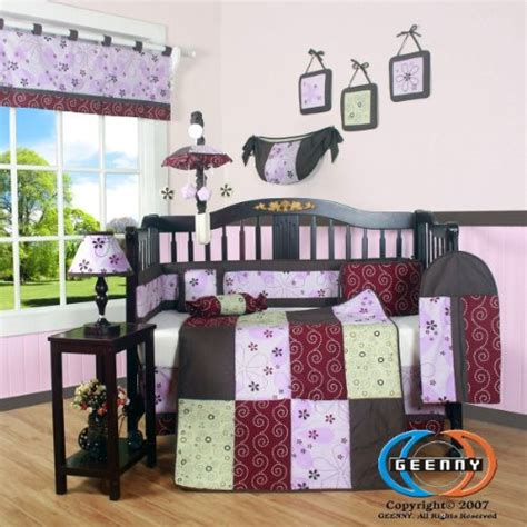 geenny circle crib bedding collection baby bedding and accessories