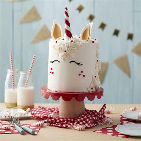 magical peppermint unicorn cake wilton