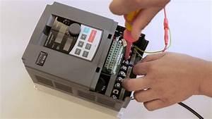 Sourcetronic Frequenzumrichter Quick-start