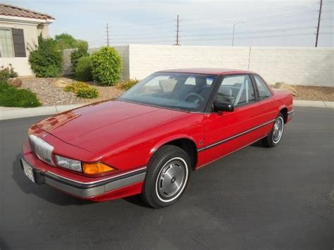 Buick Regal 1988 by 1988 Buick Regal Custom Coupe 2 Door 2 8l Reduced For