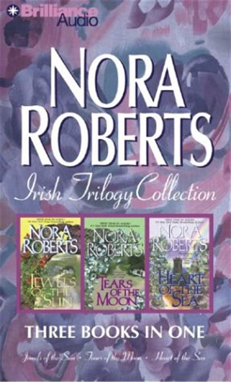irish trilogy collection  nora roberts