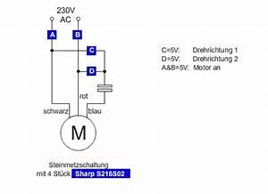 Steinmetzschaltung Kondensator Berechnen : 230v motorseilwinde aus dem baumarkt ber controller ~ Themetempest.com Abrechnung