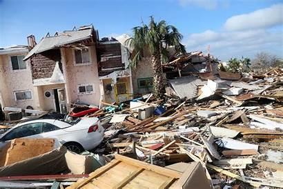 Hurricane Michael Florida Damage Landfall Mexico Tampa