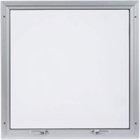 standard aluminum awning window options bim cad files