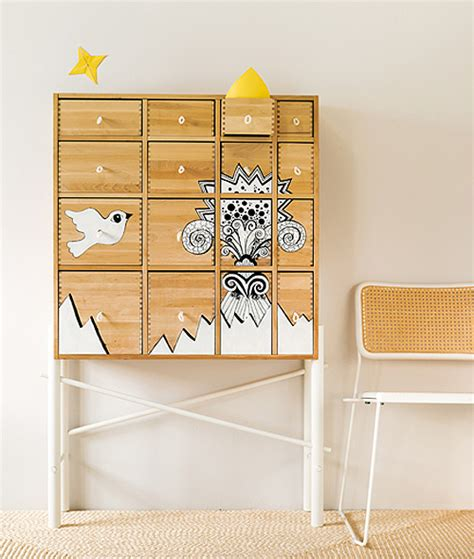 personalized ikea cabinet the style files