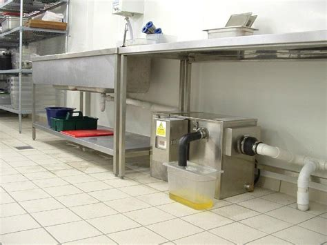 kitchen sink grease trap undersink grease trap d1 4 grease guardian india 5818