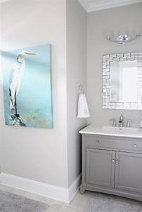 Best ideas about gray bathroom paint on
