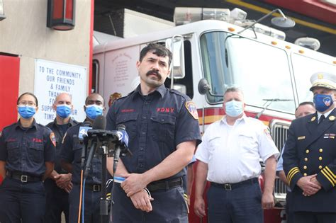 Firefighter whose house burnt down says parents 'lost ...