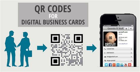Digital Business Card Qr Codes Business Card Designs Services Christmas Text Ideas For Magicians Letter Template With Signature Great Cards Letterhead Microsoft Word Templatecoreldraw Images And Quotes