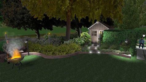 Giardino Illuminati Giardino 3d Mirandola Illuminato
