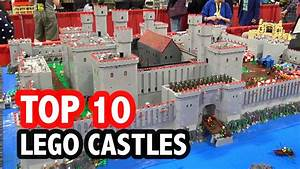 Top 10 Epic LEGO Castles! - YouTube