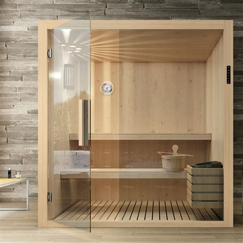 Sauna In Casa by La Sauna In Casa Piccola Spa Domestica Wellness