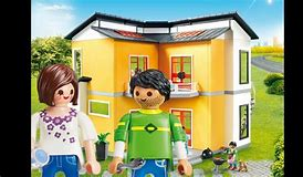 HD wallpapers maison moderne playmobil city life www ...