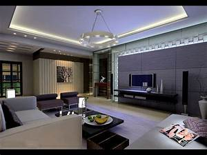 Living Room 3ds Max Model Download