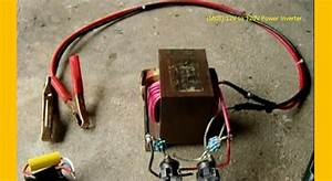 Video  Turn This Old Microwave Oven Transformer Into A Power Inverter   U2013 Brilliant Diy
