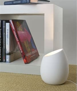 freestanding wallwashing uplight fitted  plug