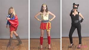 DIY Superhero Halloween Costumes | Style Squad ★ Glam.com ...