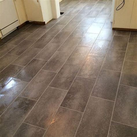 ljcfyi late night kitchen renovation  tile floor peel  stick vinyl  grout vinyl