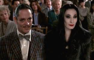Addams Family Morticia and Gomez